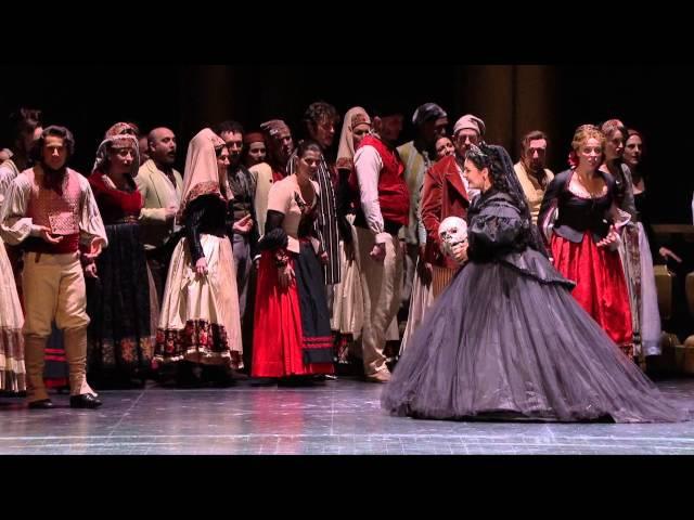 Les Vêpres siciliennes: 'Au sein des mers...' (Lianna Haroutounian, The Royal Opera)