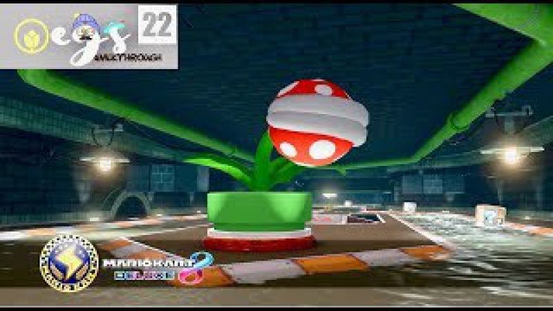 MarioKart 8 Deluxe Inkling Boy Won the Lightning Cup with 100CC Engine Gameplay Part 22 Nintendo S