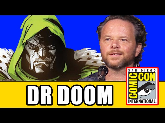 Noah Hawley Announces DR DOOM Movie At Comic Con