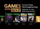 Games with Gold – Октябрь 2017 бесплатные игры (XONE)