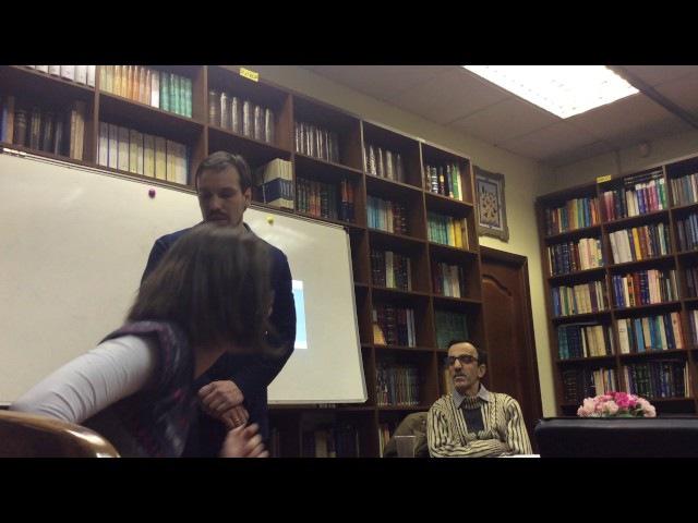 Лекция №31, часть 2, 10.11.2016. Джалал ад-Дин Руми