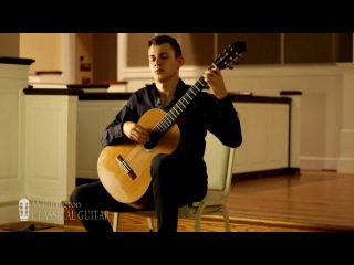 Thibaut Garcia - I. Entrée from Sonata in A minor by Silvius Leopold Weiss