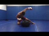 Rafael Dos Anjos Conditioning Training - Muscle Madness