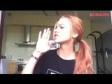 T-Fest - Улети (cover by Радослава),красивая милая девушка классно спела кавер,красивый волшебный голос,талант,поёмвсети