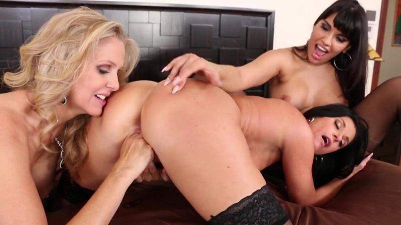 Julia Ann, India Summers, Mercedes Carrera HD 1080, Big Tits, Big Ass, Latina, Squirt, MILF, Threesome, All