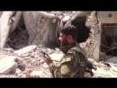 Сирия Ракка.Боец курдской СДС объявляет о зачистке города.