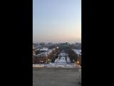 Каскад в центре Еревана