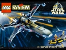 Lego Star Wars 7140. X-wing Fighter. 1999