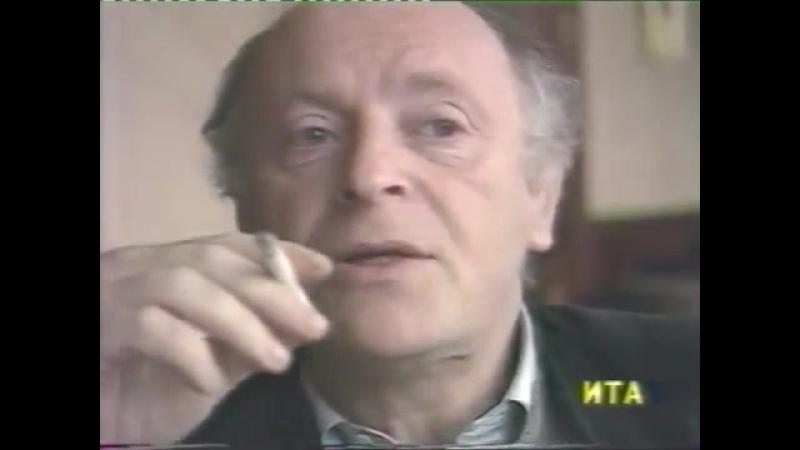 Первое интервью Иосифа Бродского советскому телевидению