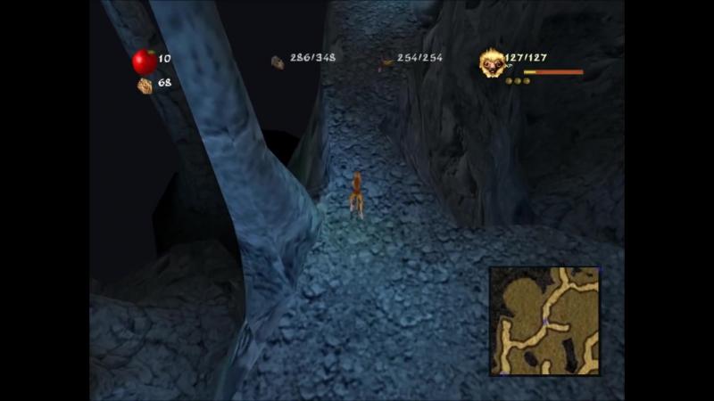 Дисней Динозавр Disney Dinosaur PC game walkthrough - Mission 10