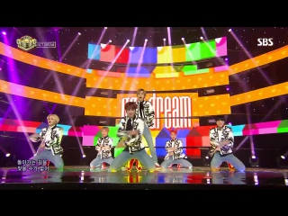NCT Dream - My First and Last @ Inkigayo 170305