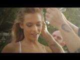 Hannah Ferguson - SI Swimsuit 2014 (bodypaint)