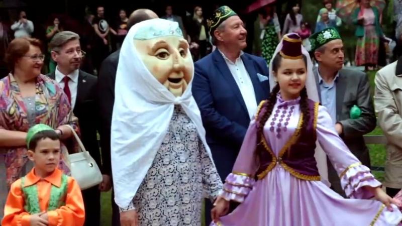 Сабантуй 2017- школа Яктылык
