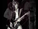 BECK'S BOLERO (1967) by the Jeff Beck Group - with backwards guitar ending