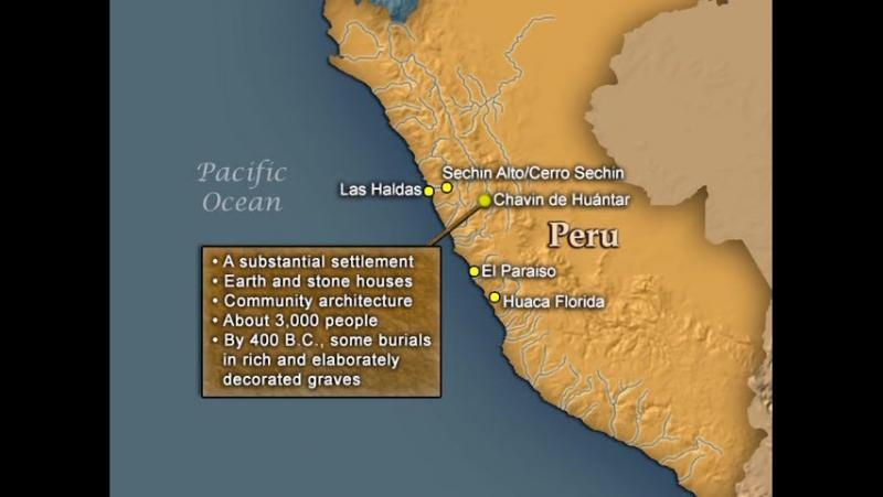46. Andean Civilization - Chavin To Chimu
