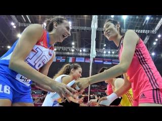 Bronze match Serbia v China BEST Highlights 2017 Volleyball FIVB World Grand Prix