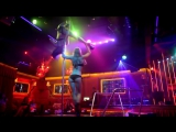 Pole Dance дуэт. Galaxy Cabaret Самуи