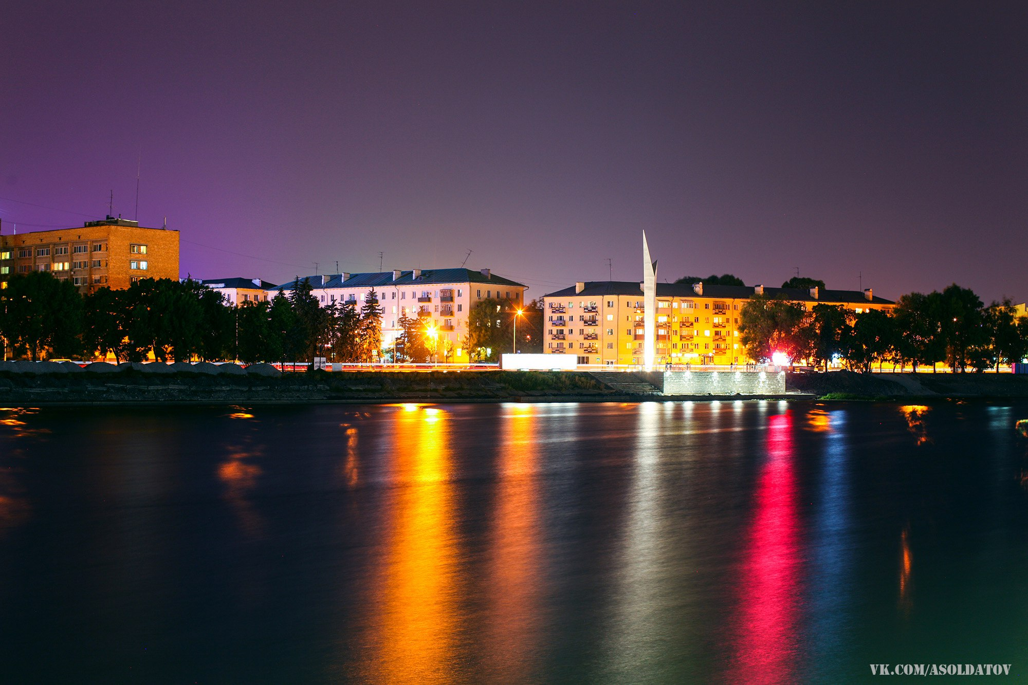 картинки пензы ночь там базировалась флотилия