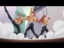 Kekkaishi - Shikigami (Pillar Men Theme)