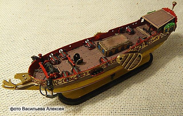 GOLDEN YACHT корабль в бутылке. Масштаб 1:300 EPJn0i24Mk4