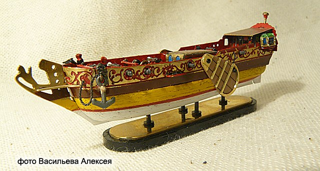 GOLDEN YACHT корабль в бутылке. Масштаб 1:300 G7_5gyl9A9c