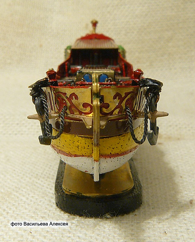 GOLDEN YACHT корабль в бутылке. Масштаб 1:300 _2t_QfH7Npo