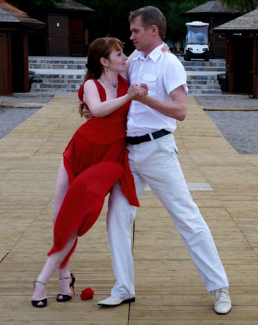 Танго Полина Наумова и Илья Егоров