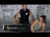 VSFS 2011: Alessandra Ambrosios Workout