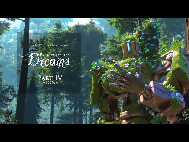 DREAMS (IV) Alone [inspired by The Last Bastion Orchestral Theme | OVERWATCH]