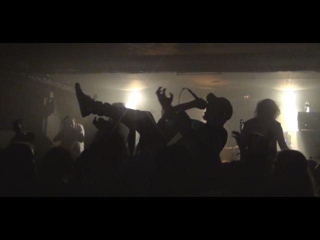 Nasum - Inhale/Exhale - Live Paris 2012