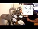 【TRICKSTER -江戸川乱歩「少年探偵団」より-】 Trickster ED - Drum Cover「1HOPE SNIPER」