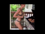 Как правильно жарить мясо на грилле