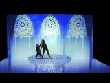 Самое красивое выступление Русской пары на талантах.Это просто шедевр!!!