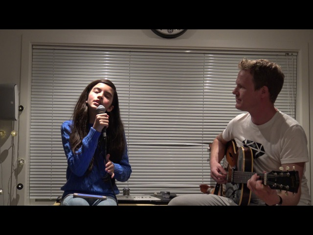 Angelina Jordan - Cant Help Falling In Love With You (Acoustic)