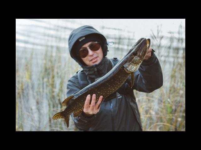 Щучий Vlog | Закрытие сезона | Syyshauen kalastusta lammella