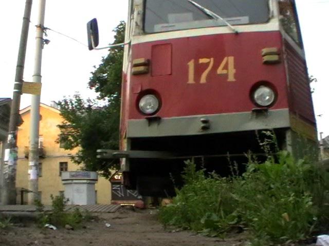 Мукомольный, июль 2009 года.