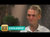 EXCLUSIVE Aaron Carter Tears Up Talking About His Eating Disorder Admits He Gets Fillers in His