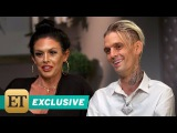 EXCLUSIVE Aaron Carter Gushes Over Girlfriend Talks Marriage Kids and Reality Show Plans - YouTube