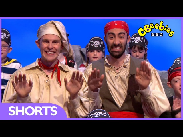 Swashbuckle Nursery Rhyme A Sailor Went to Sea CBeebies