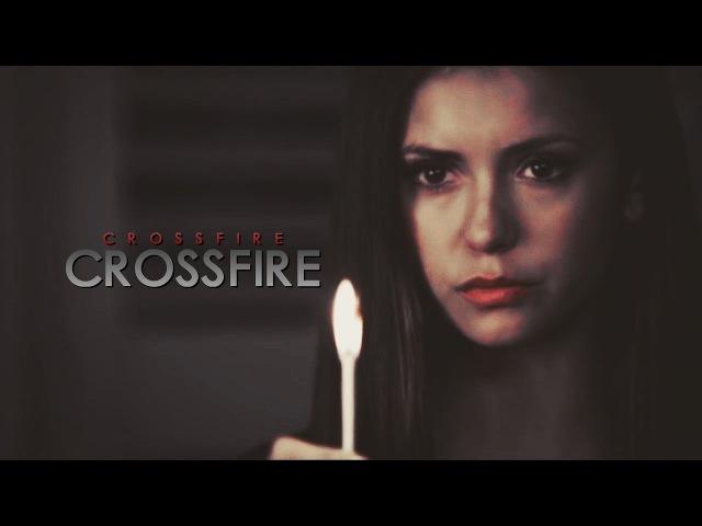 TVD The Originals — Crossfire