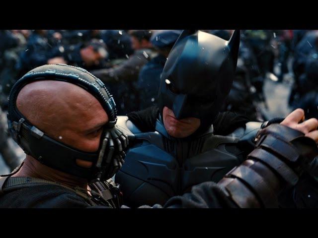 Бэтмен против Бэйна. Финальная битва. Где детонатор? Темный рыцарь: Возрождение ...