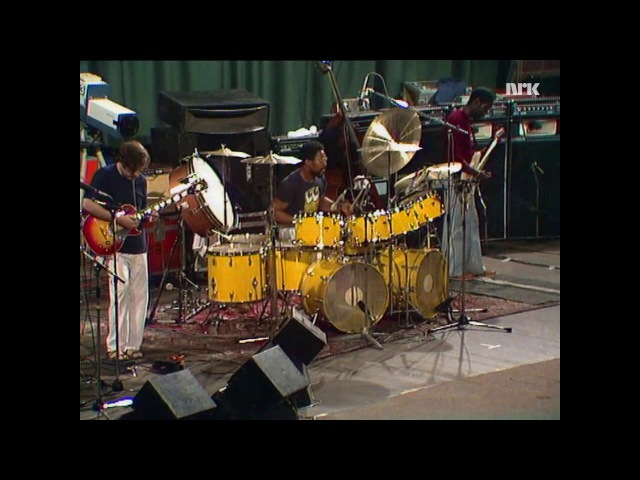 Billy Cobham Spectrum (Kongsberg, Norway 1974) (c) NRK