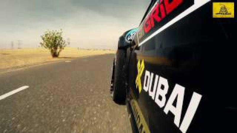 Maxx - Get Away (Ken Block en Dubai)
