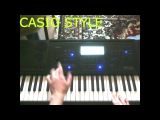 C C Catch -Strangers By Night (CASIO-7200)