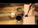 Мастер-класс по созданию амбарной доски декоративными материалами от Дарьи Гей ...