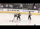 Kurtis MacDermid vs Deryk Engelland Sep 26 2017 Preseason