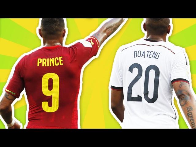 Bracia Pod Inną Flagą - Ciekawostki Piłkarskie 34
