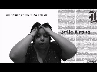Tulla Luana - Vai Tomar No Meio Do Seu Cu (Official Audio)