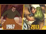 GE Песочный Человек - Все появления в фильмах, мультсериалах и видеоиграх (Cranble &amp NightON)