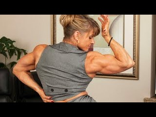 FBB! Collection Female Bodybuilding!Collection Muscle women! 筋肉少女